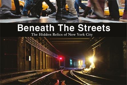 Beneath the Streets - kniha