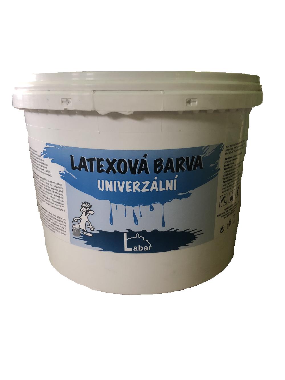 UNIVERZÁLNA LATEXOVÁ FARBA 15 KG