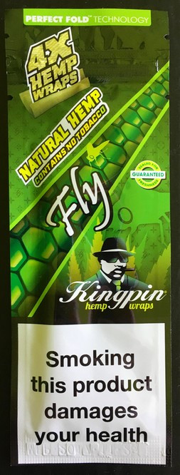 Kingpin Hemp Wrap - FLY