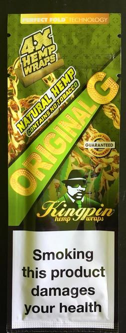 Kingpin Hemp Wrap - ORIGINAL
