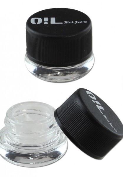 Glass Jar Child Restistant 3ml
