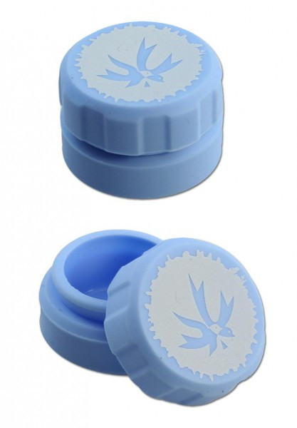 Silíkonová nádobka - blue