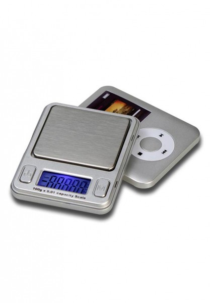 Váha fakt mp3 player design