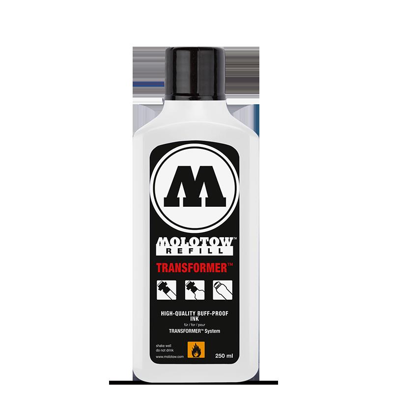 Prázdna fľaška Transformer 250 ml