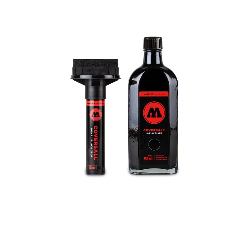 MASTERPIECE COVERSALL™ 60 MM + COCKTAIL 250 ML PACK