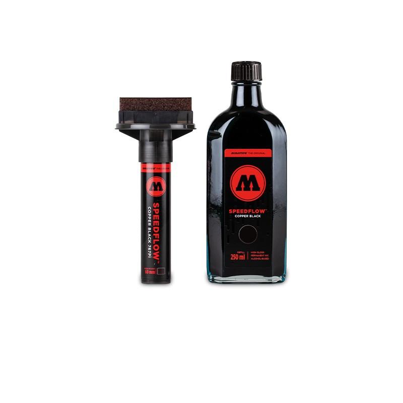 MASTERPIECE SPEEDFLOW™ 60 MM + COCKTAIL 250 ML PACK