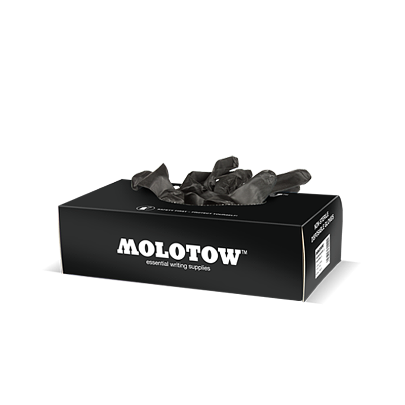 MOLOTOW™ Nitrilhandschuhe Box