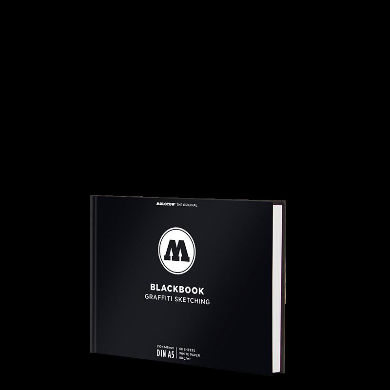 MOLOTOW™ Blackbook DIN A5