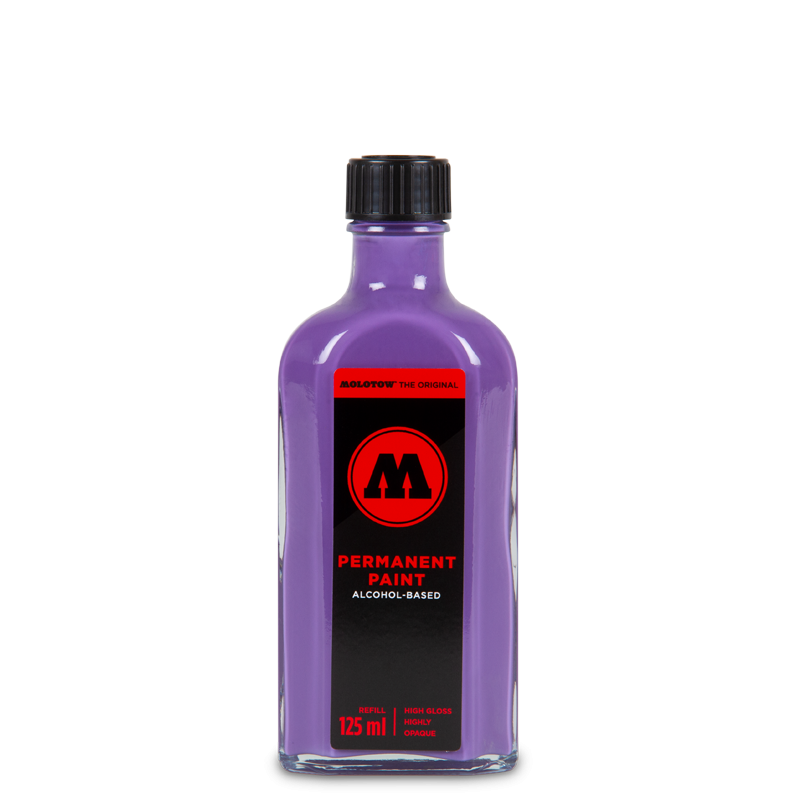 PERMANENT PAINT Alcohol Refill 125ml