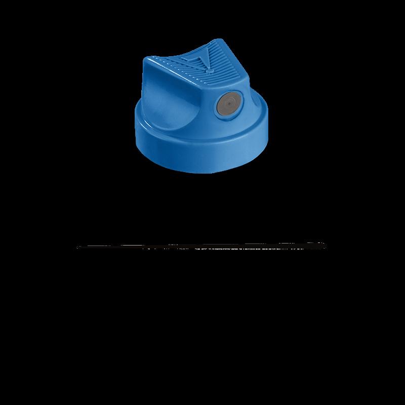 """FLAME™ cap """"Super Fine"""" (blue/grey)"""