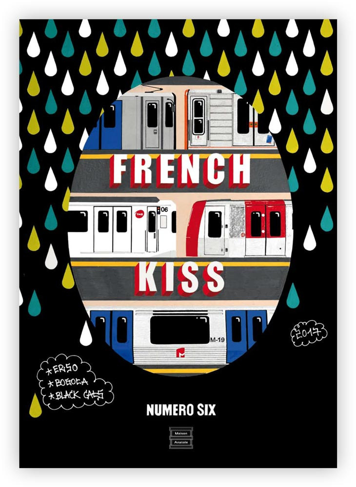 French Kiss #6