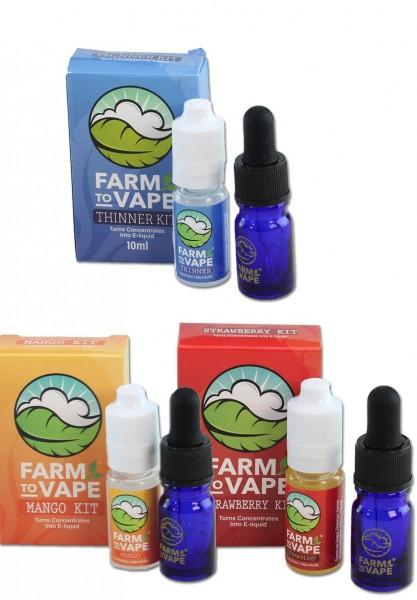 'Farm to Vape' Thinner Kit Neutral