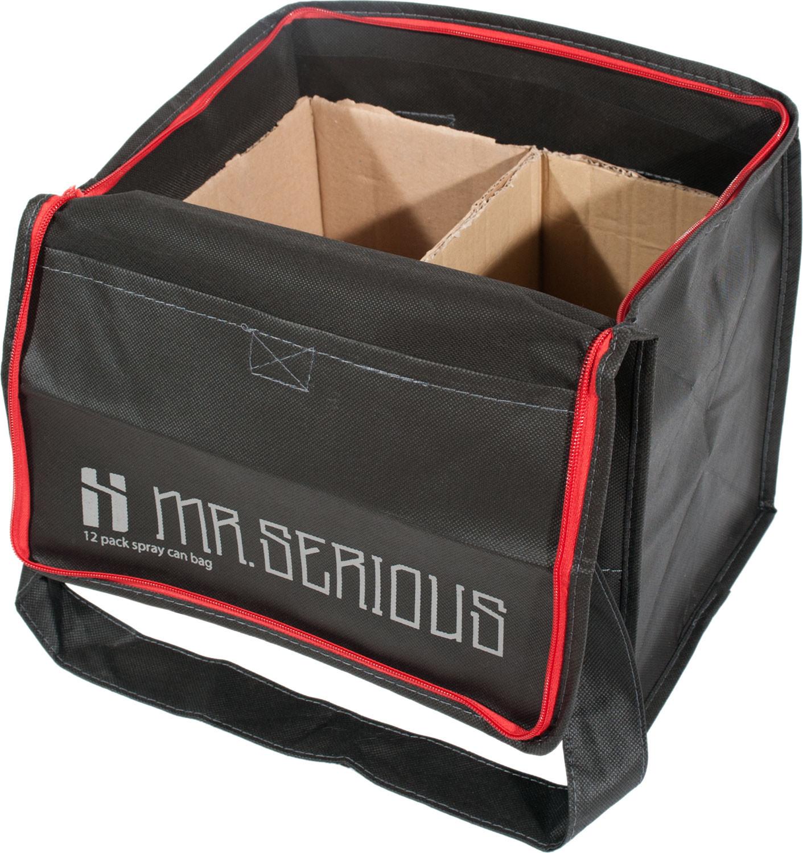Mr. Serious 12 pack taška