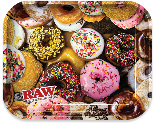 "Raw tácka ""Donut"""