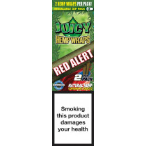 Blunty - Juicy Hemp Wraps Red