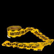 Umelecká bariérová páska