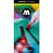 Aqua Twin Color System Flyer
