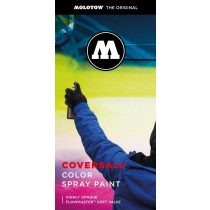 Coversall™ Color Spray Paint
