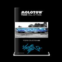 "MOLOTOW™ Train Poster #03 ""SOTEN"""