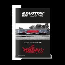 "MOLOTOW™ Train  Poster #08 ""KOOL SAVAS"""