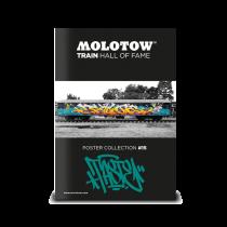 """MOLOTOW™ Train Poster #15 """"TASTE"""""""