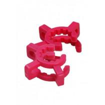 Bong clips pink