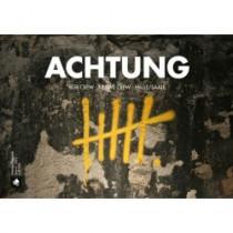 ACHTUNG 6 graffiti časopis