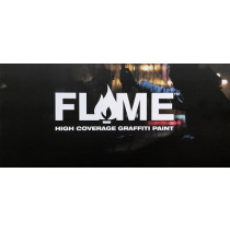Flame™ Paint flyer