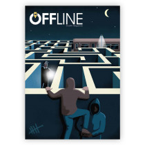 Offline Vol. 5 graffiti magazin