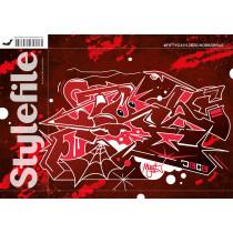 Stylefile #56 - graffiti magazín