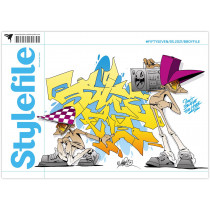 Stylefile Magazin #57 Bboyfile