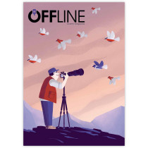 Offline Vol. 8 graffiti magazin