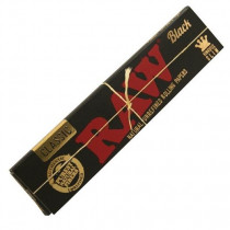 RAW BLACK KINGSIZE SLIM