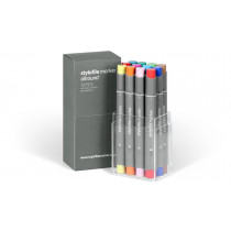 Stylefile Marker Allround 12er Set Main B