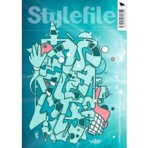 Stylefile #53 - graffiti magazín