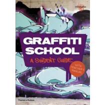 Graffiti school english edition Urban Media kniha