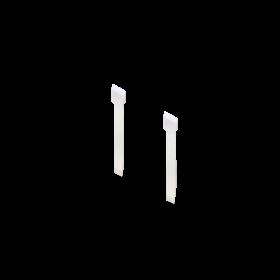 Skosený hrot 2-6  mm