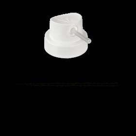 "Tryska Pipe ""Skinny"" white (9003)"