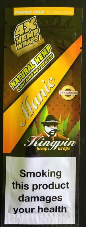 Kingpin Hemp Wrap - MANIC