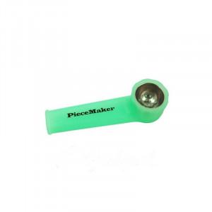 """Silikónová fajka ,,PieceMarker""""- light green"""
