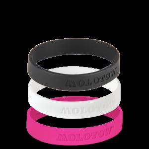 MOLOTOW™ Wrist Bands 10er Pack