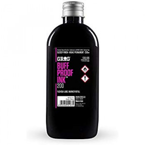 GROG BUFF PROOF INK 200ML