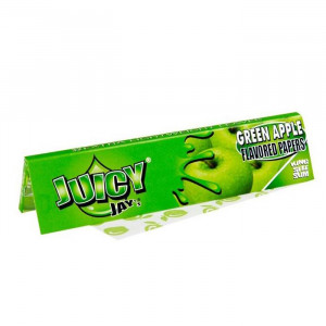 JUICY JAYs KS green apple