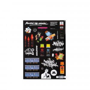 MOLOTOW™ Sticker Sheet B