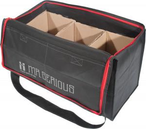 Mr. Serious 18 pack taška