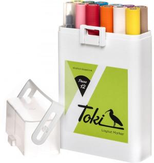 Toki 12er  Marker Set Main B